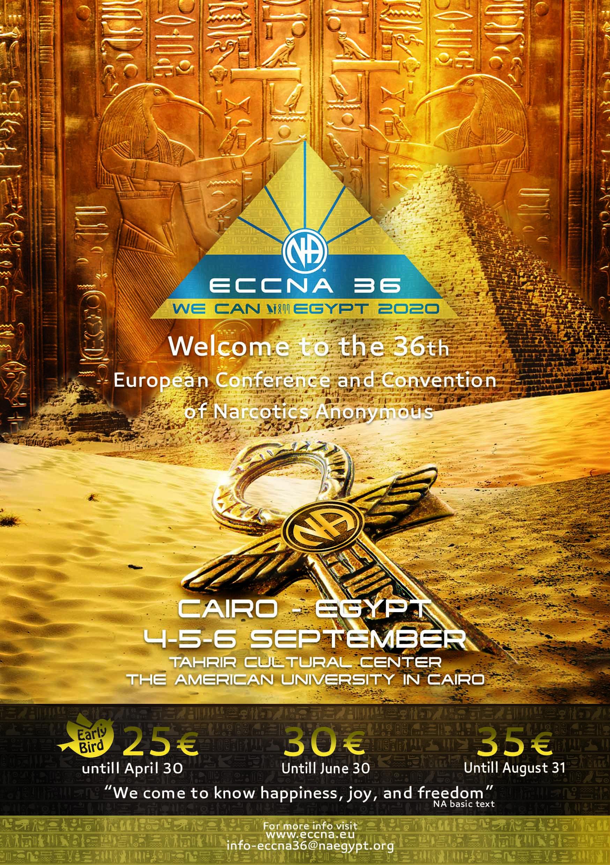 הכנס האירופאי ה-36 בקהיר, מצרים